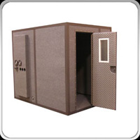 professional sound isolation booth