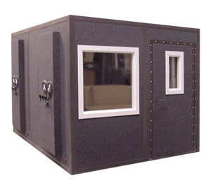 gk premium sound isolation booth
