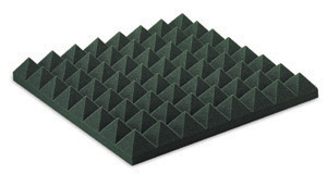 GK Pyramid Acoustic Foam