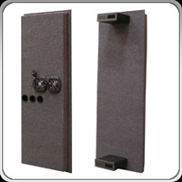 pre-built sound booth ventilation system